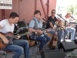 2018-08-12 Sean Treacy Band